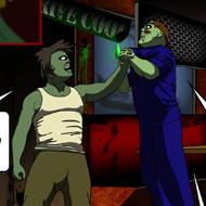 Sam Legion comic strip