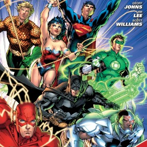 A Week Late #11: DC Reboot – Week 1