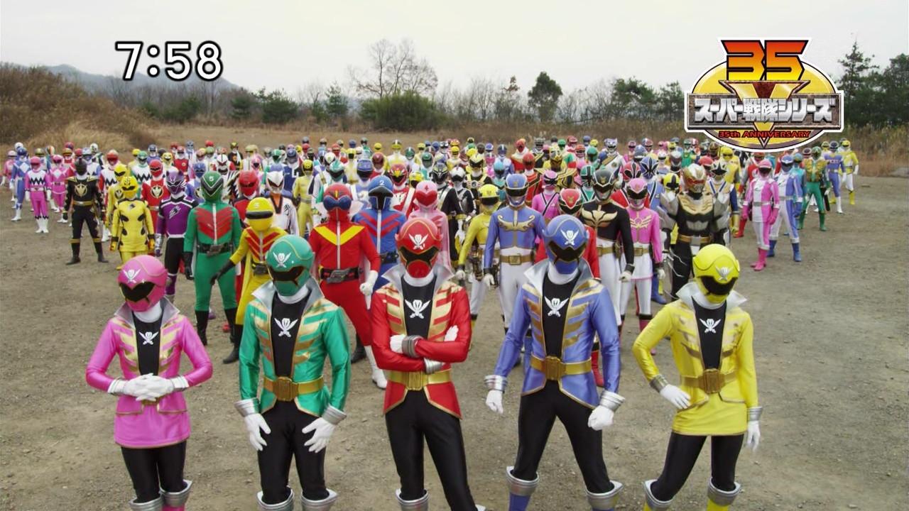 An Introduction to: Kaizoku Sentai Gokaiger | The Website ...
