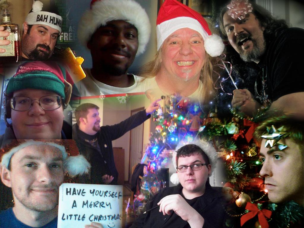 Happy Holidays from DOOM!