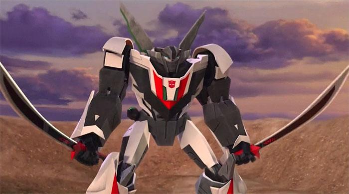 Mint In Box Transformers Prime Wheeljack The Website