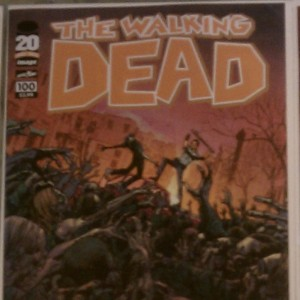 A Week Late #17: The Walking Dead #100