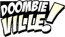 doombieville message board logo