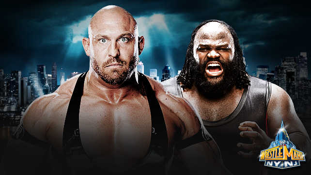 Ryback vs Sexual Chocolate