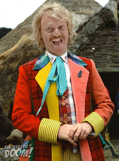 Keith Lemon as Doctor Who