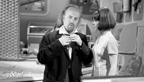 Bill Bailey as Doctor Who