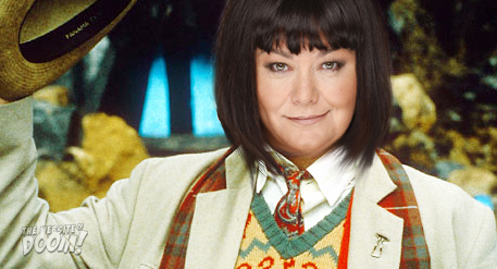 Dawn French as Doctor Who