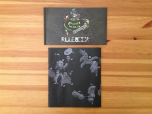 Puppet Wars rule book