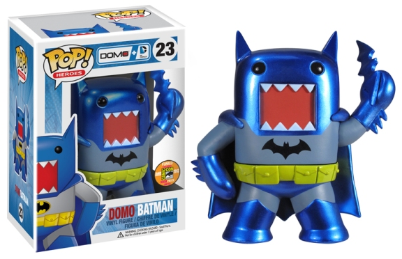 Metallic-Domo-as-Batman-Pop-Vinyl