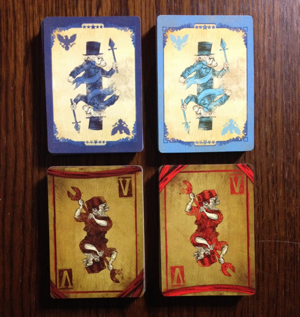 Bioshock card decks