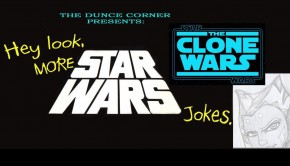 Star Wars Jokes - Clone Wars