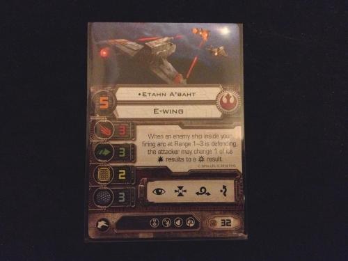Etahn Pilot Card