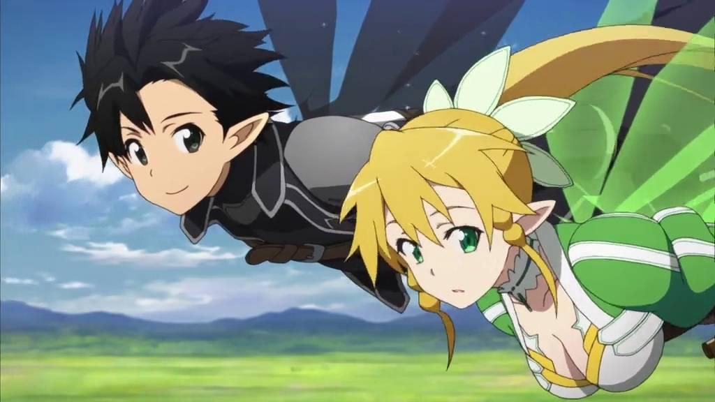 Nukid101s Sword Art Online Season 1 Review By Nukid101 On DeviantArt