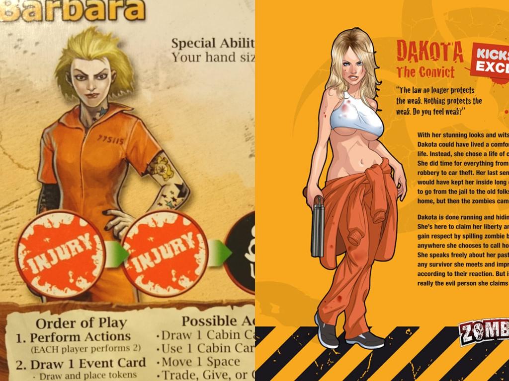 Barbara and Dakota