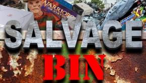 Salvage Bin logo