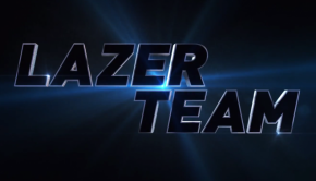 Lazer Team Logo