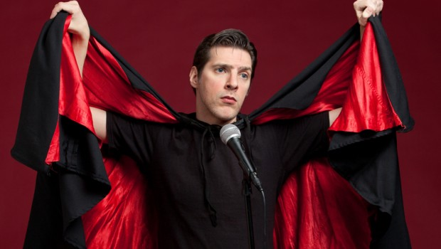 Joseph Scrimshaw Sad Vampire