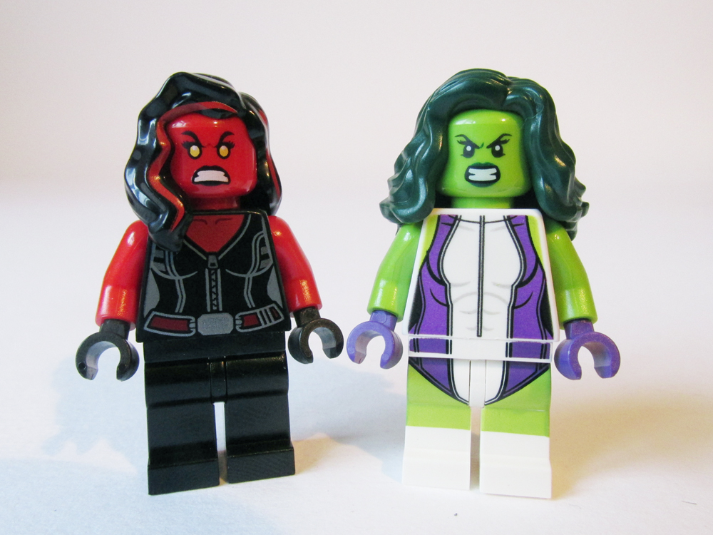 Lego She Hulk | www.pixshark.com - Images Galleries With A ...