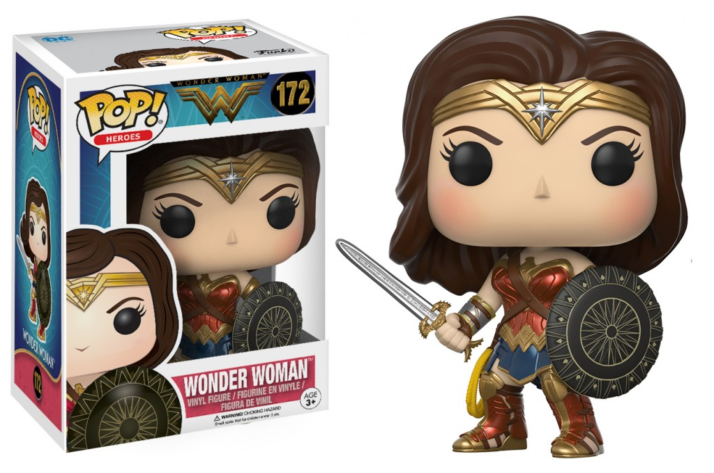 Funko Wonder Woman Pop! Vinyl Figure