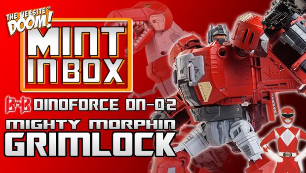 mint in box_black mamba_DINOFORCE_power rangers dinobot_GRIMdoom