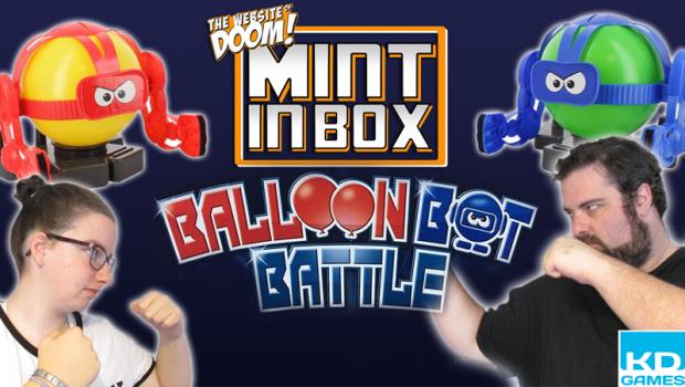 mint in box_KD games_balloon bot battle_review