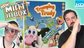 mint in box_KD games_trumping trudy_review