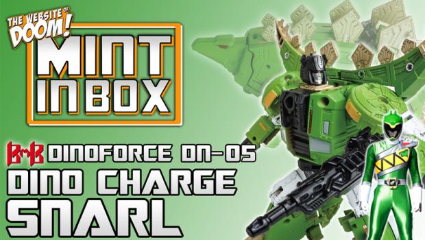 mint in box_black mamba_DINOFORCE_power rangers dinobot_snarl_doom