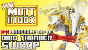 mint in box_black mamba_DINOFORCE_power rangers dinobot_swoop_doom