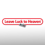 Leave luck to heaven logo