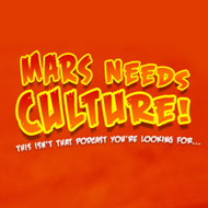 Mars Needs Culture logo