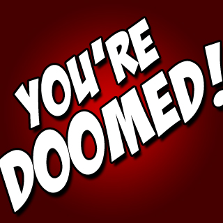 Website of Doom presents You're Doomed video
