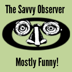 Savvy Observer Podcast Icon