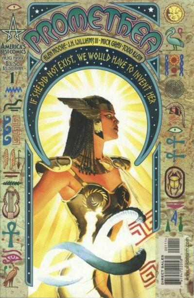 Promethea Cover