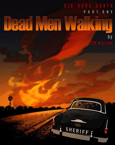 Cover of Jackson Red Horne novel