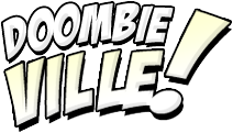 doombieville message board logo