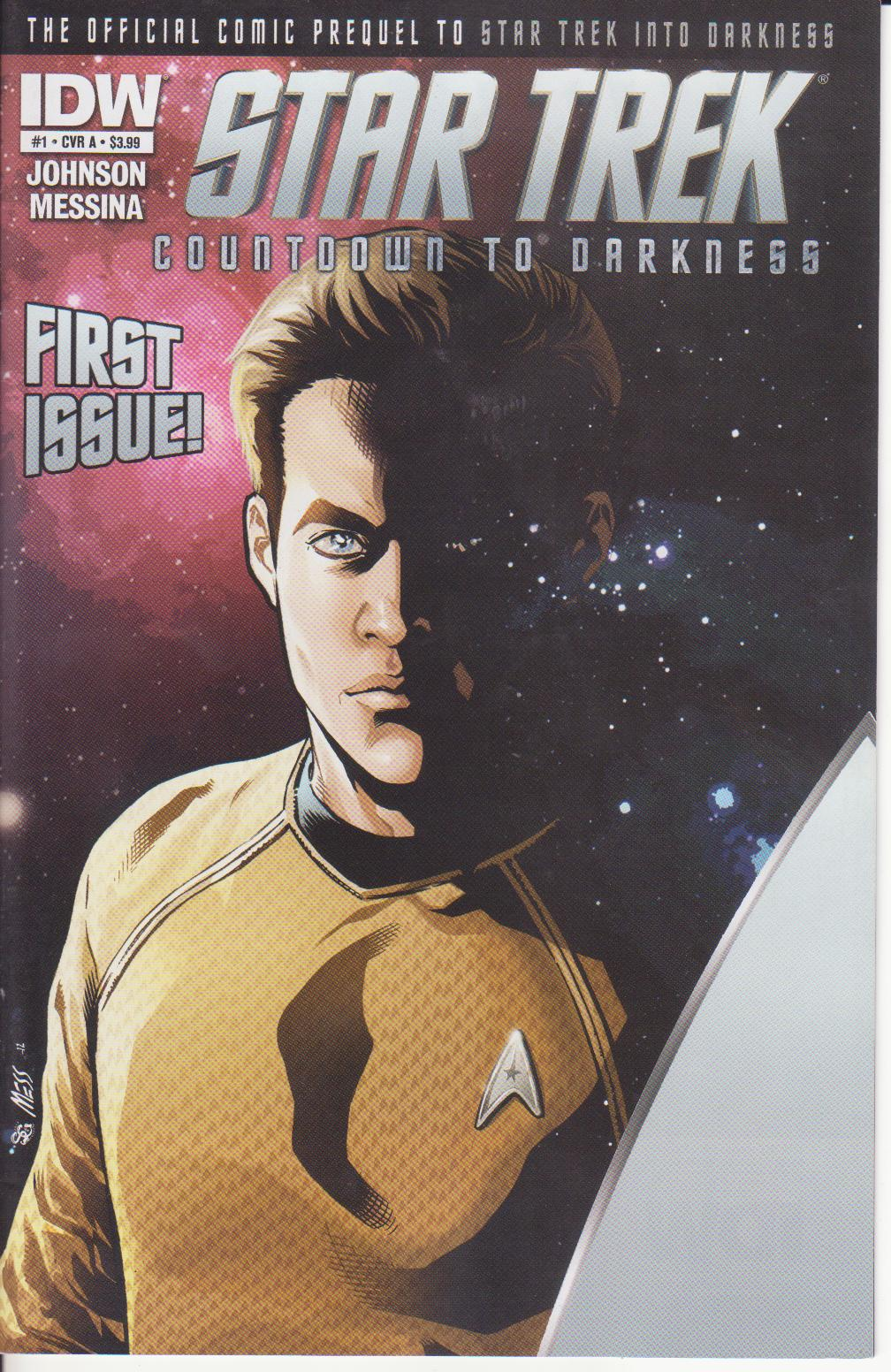 Star Trek Countdown to Darkness 01