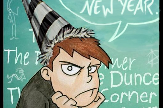 The Dunce New Year