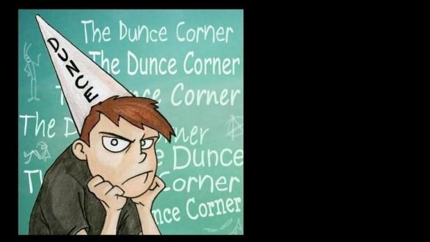 The Dunce original - Copy
