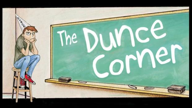 The Dunce Corner image