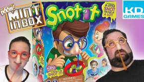 mint in box_KD games_snot it_review