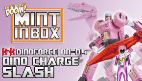 mint in box_black mamba_DINOFORCE_power rangers dinobot_slash_doom