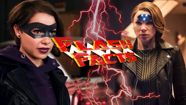 the flash_gone rogue_the girl with the red lightning